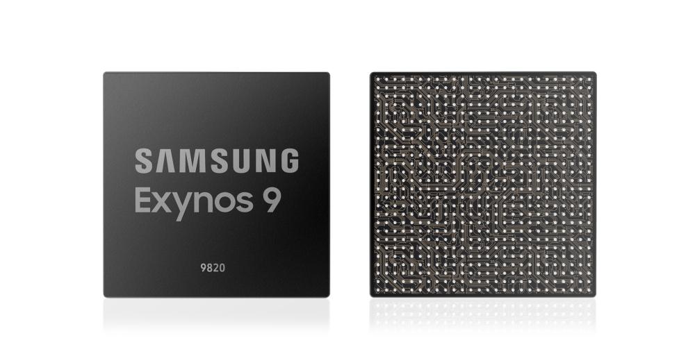 پردازنده اگزینوس ۹۸۲۰ سامسونگ تحولی در هوش مصنوعی گوشیهای هوشمند
